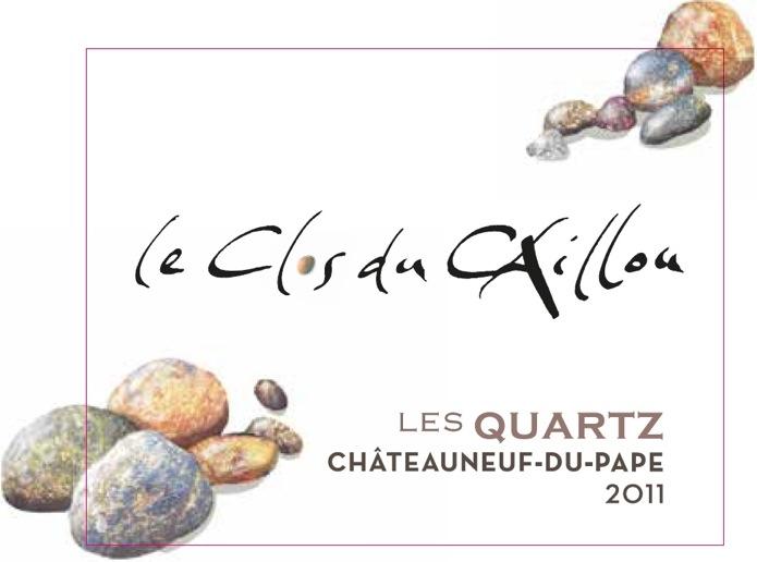 Les Quartz CH9 2011 - front